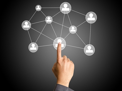 Companies relying on social media for internal communication