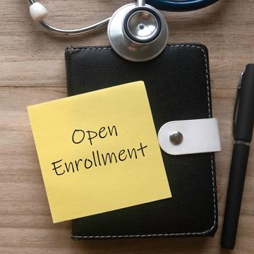 Open Enrollment Season is Approaching